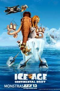 Ledynmetis 4: žemynų atsiradimas / Ice Age: Continental Drift (2012)