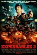 Nesunaikinami 2 The Expendables 2