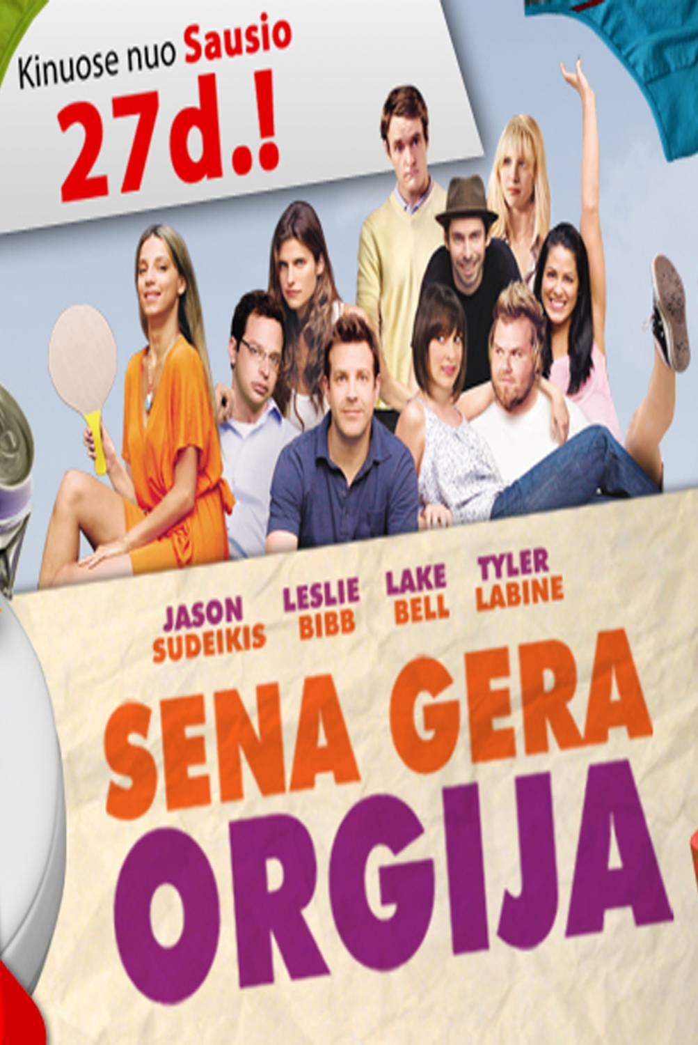 SENA GERA ORGIJA / A GOOD OLD FASHIONED ORGY