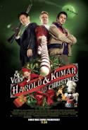 Haroldo ir Kumaro Kalėdos / A Very Harold & Kumar Christmas (2011)