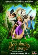 Ilgo plauko istorija / Tangled (2010)