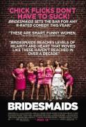 Sunokusios pamergės / Bridesmaids (2011)