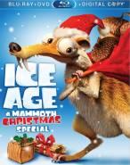 Kalėdinis ledynmetis: Mamuto Kalėdos / Ice Age: A Mammoth Christmas (2011)