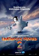 Linksmosios Pėdutės 2 / Happy Feet 2 (2011)