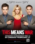 Tai reiškia karą / This Means War (2012)