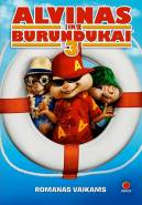 Alvinas ir burundukai 3 / Alvin and the Chipmunks: Chip-Wrecked (2011)