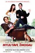 Myliu tave, žmogau / I Love You, Man (2009)
