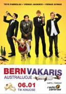 Bernvakaris Australijoje / A Few Best Men (2011)