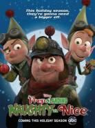 Slaptoji kalėdų senelio tarnyba: Neklaužados prieš Gėriečius / Prep & Landing: Naughty vs. Nice (2011)